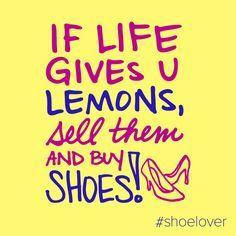 shoeslemons